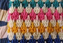 Crochet Inspiration - Blankets / by Deana Mateo