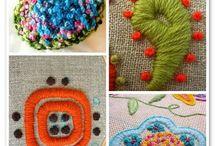 Embroidery  / by Juli Gramo