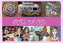 Blog ArtesdaCris / www.crisarruda.blogspot.com / by Cristiane Arruda
