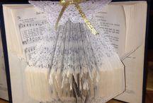Folded books I've made / Folding book art / by Heather Duncan