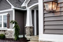 Curb appeal / by Kallie Petroff