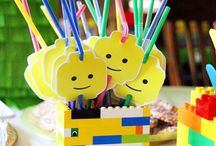 Party- Lego / by QuintEssential Mommy
