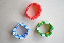 Fun for kids - Hama beads / by Maj Sorensen