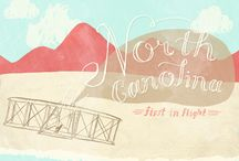 Greetings from N.C. / From the highest mountains on the East Coast, to rolling hills and cityscapes, to 300 miles of beaches, you'll find countless things to see and do in North Carolina.  / by Visit North Carolina