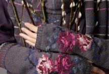 Woolen love & fiber animals / by chrissy s