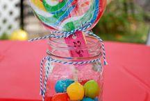 Birthday party ideas / by Lynn Calder