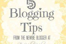 Blogging / by Sarah Goer