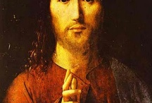 Jesus the Christ / Traditional and Contemporary images of Jesus Christ. / by Gulf Coast Lutheran
