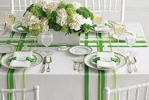 Table settings / by Jessica Keegan