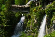 Waterfalls / by Valerie Forsman
