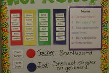 Math Centers / by Kim Rogers