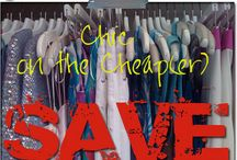 Bargain Hunting! / From cheap chic to discount designer shopping and online deals & steals / by Sharon Haver - FocusOnStyle.com