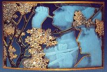 Rene Lalique / glass, jewelry / by Lisa Watson