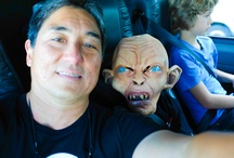 Guy Kawasaki visits Hobbiton / Following Guy Kawasaki's talk at the Air New Zealand Social Media Breakfast the Air New Zealand team took Guy on a day trip to Hobbiton. Here are a collection of photos from the day. / by Air New Zealand