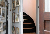 gallery walls / by Scarlett Scales-Tingas (Scarlett Scales Antiques)