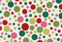 Christmas fabric / by Katie Michaud-Tang