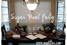 Super Bowl Party Ideas and Themes / by Michelle Barrett