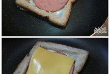 Breakfast / by Kristina Gladu