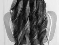 hair / by Amanda Leigh Davis