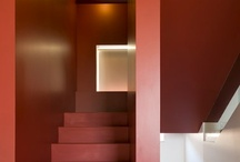 Architecture and color / by Marcia Bales