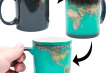coffee mugs I want so bad / by Lydia Vds