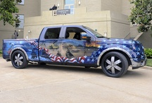 ford f150 4x4 / by Angela Welcome
