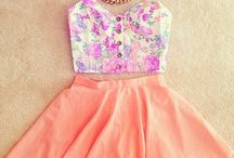 ♡My Pinterest Closet♡ / Girly,Pastels,Vintage,Shabby Chic,Pink,Floral / by Bella ♡ Marie