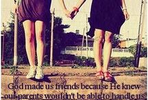 Quotes!(: / Things that are cute, funny, true, and just make so much sense. / by Autumn Jacobs