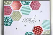 Six Sided Sampler Card ideas / by Liza Murphy