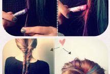Hair / by Kristen Toney