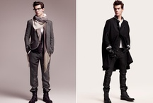 Men's Fashion / by Andre Moses