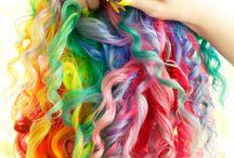 Hair Inspo / by Rock n Roll Bride