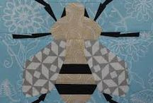Paper Pieced Quilt Blocks / by Lorna McMahon