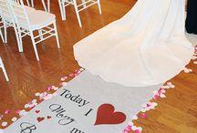 Wedding idea's / by Michele Miller