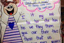 2nd Grade Grammar / by Janyce Prendergast