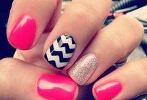 Nail designs  / by Ashley Blanchard
