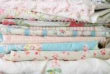 Pretty linens / Bedding / by Leslie Varty