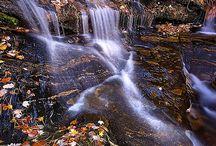 Waterfalls / by Cheri Williams Tate Bradley