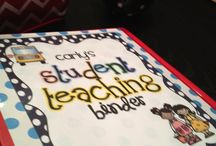 Student Teaching / by Lacy Rozas