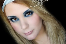 Halloween makeup  / by Dani Culver