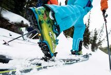 Ski Boots: Fall Gear Guide 2013 / Our editors and experienced testers recommend these boots to get you some killer ascents and powder turns this winter / by Backpacker Magazine