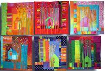 textiles / by Cathelijne van den Bercken