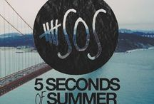 5 seconds of summer / ** 500 years of winter ** / by devon.♡