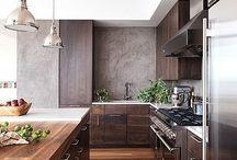 kitchens / by Jessica Oswald