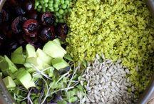 Salads / Yummy salads / by Mindy Lomasky
