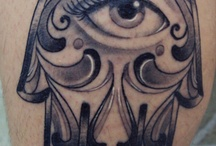 henna and tattoos / by Nat Heurebleue