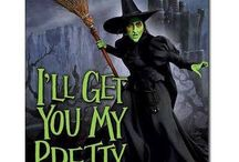 Wicked Witch Of The West / by Robin L. Jack-Brown