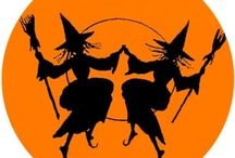 Halloweenie is so my thing /  Orange pumpkins..black cats & bats are part of fun, cute, spooky, colors that make Halloween is not just a day...but a season! / by ~✿~Nikki ~✿~