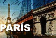 París / by Mochileros .Org