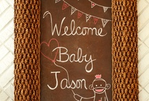 baby shower / by Susan In France
